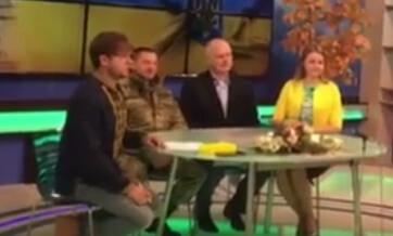 «Добрий брат» у прямому ефірі львівського телебачення